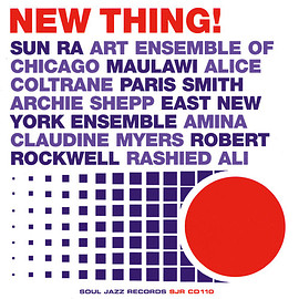Various Artists - New Thing!