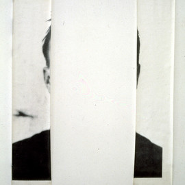 Michelangelo Pistoletto - The Ears of Jasper Johns-Minus Objects