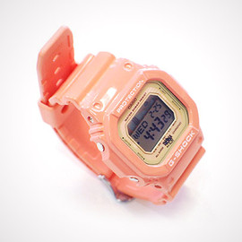 CASIO - IN4MATION×CASIO G-SHOCK  SALMON