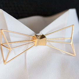 You! by KARE - Bow Tie and Necklace in one 3d printed
