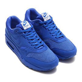 NIKE - NIKE AIR MAX 1 PREMIUM  GAME ROYAL/GAME ROYAL-NEUTRAL GREY-WHITE