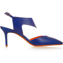 NICHOLAS KIRKWOOD - Leda leather pumps