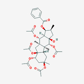 Boc Sciences - CAS 210108-91-1 5,8,9,10,14-Pentaacetoxy-3-benzoyloxy-15-hydroxypepluane