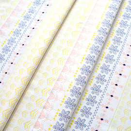 Art Gallery Fabrics - Tule Embroidered by Moon
