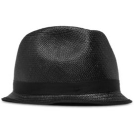 Paul Smith Shoes & Accessories - Straw Trilby Hat