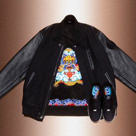 NIKE - Destroyer Jacket   Year of the Dragon