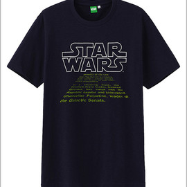 UNIQLO - UNIQLO STAR WARS GRAPHIC T
