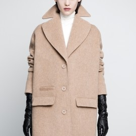 & OTHER STORIES - wool-blend coat