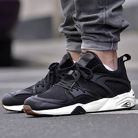 PUMA - Blaze of Glory - Black/Gum