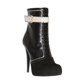 Jason Wu - LEATHER LACE-UP BOOTS