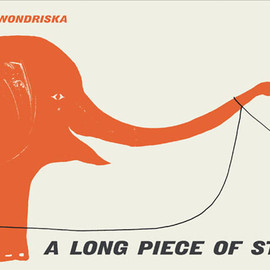 william wondriska - a long piece of strings