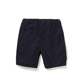 nonnative - PLOUGHMAN SHORTS RELAXED FIT POLY TWILL SHAPE MEMORY