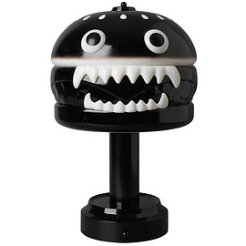 UNDERCOVER, MEDICOM TOY - HAMBURGER LAMP BLACK