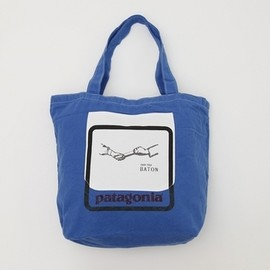 Patagonia,PASS THE BATON - patagonia×PASS THE BATON Remake Bag Blue