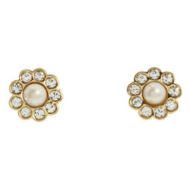kate spade NEW YORK - PARK AVENUE PEARL STUDS