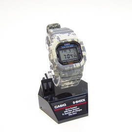 DyTac - Water Transfer CASIO G-SHOCK 5600 Watch ACU