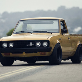 SR20-infused Datsun Roadster 1967
