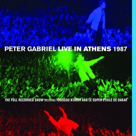Peter Gabriel - Live in Athens 1987 & Play