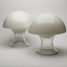 Carlo Nasan - table lamp for mazzega
