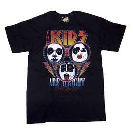 Hi-STANDARD official brand - KIDS ARE ALRIGHT_TEE