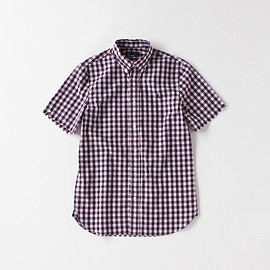 FRED PERRY - Pastel Gingham Shirt/M6398