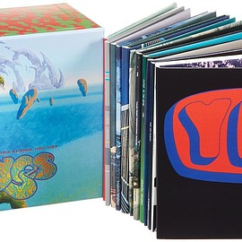 Yes - Yes: The Studio Albums 1969-1987
