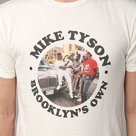 urban outfitters - Brooklyn's Own Mike Tyson Tee