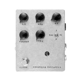 Fiarfield Circuitry - Four Eyes Crossover Fuzz