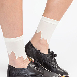 YES - Faux leather espadrilles made by YES.