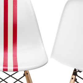 BALLY×Herman Miller - Charity Chair Project Eames Shell Chair