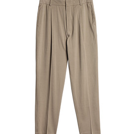 Lemaire - One Pleated Pants Dust