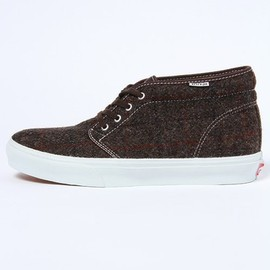 BEAUTY&YOUTH UNITED ARROWS - VANS x B&Y HARRIS TWEED CHUKKA BOOTS