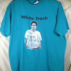 Blind - Jason Lee White Trash tee