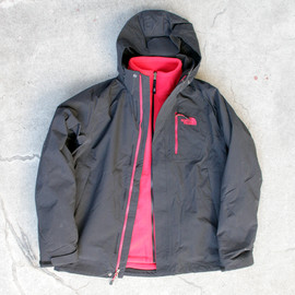 THE NORTH FACE - Atlas Tricmate Jacket (3 in 1)