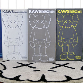 KAWS - KAWS COMPANION FIVE YEARS LATER
