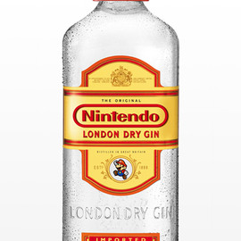 Nintendo - London Dry Gin