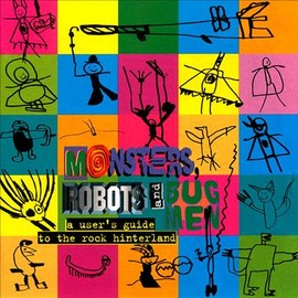 Various Artists - Monsters, Robots and Bug Men