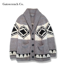 Gutswrench - Cowichan Knit