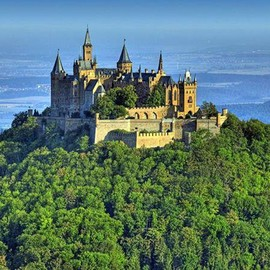 Germany - Hohenzollern Castle