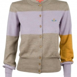 Vivienne Westwood - Colour Block Cardigan