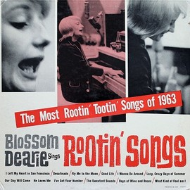 """Blossom Dearie - The Most Rootin' Tootin' Songs of 1963(12""""LP)"""