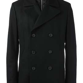 Theory - double breasted coat