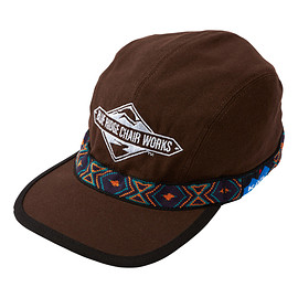 KAVU - 25th Embroidery Strap Cap