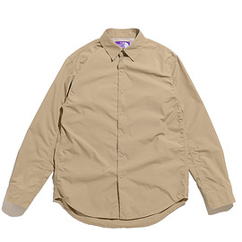 THE NORTH FACE PURPLE LABEL - Typewriter L/S Shirt-KK