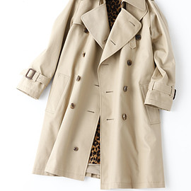 beautiful people - beautiful people ultimate pima trench coat
