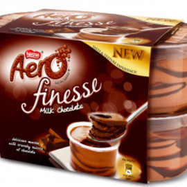 Nestlé - Aero chocolate mousse