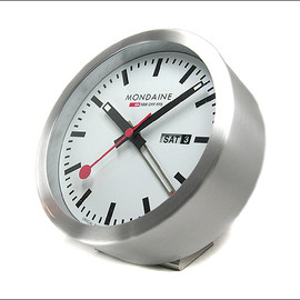 MONDAINE - Clock,Mini