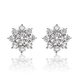 HARRY WINSTON - Sunflower Earstuds
