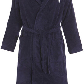 Polo Ralph Lauren - Polo Ralph Lauren Dressing Gown in Blue for Men (navy) - Lyst