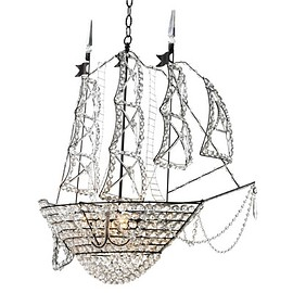 Canopy Designs - Ship Chandelier